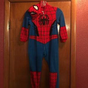Other - Spider-Man pajamas/costume